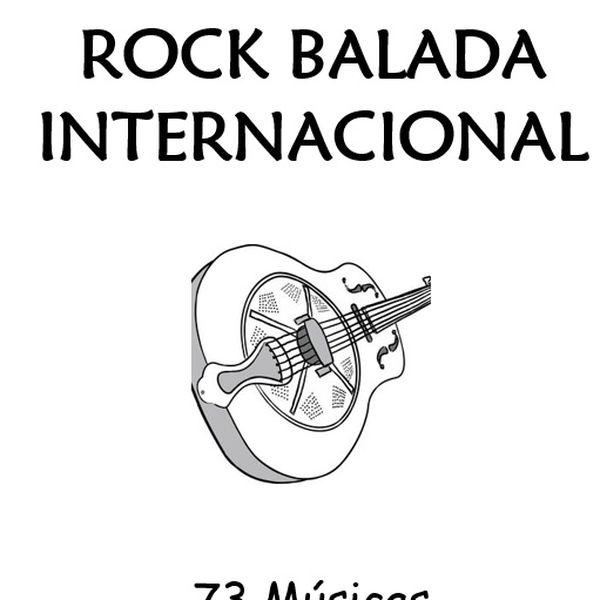 Imagem principal do produto Cifras Violão Rock Baladas Internacional  com solos acordes Ritmos