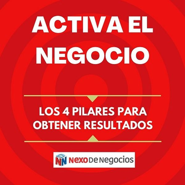 Imagem principal do produto Activa el Negocio