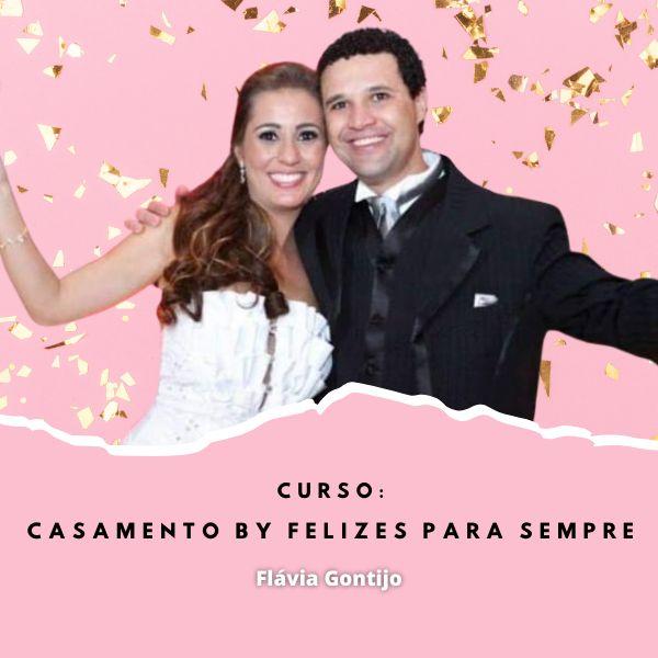 Imagem principal do produto Casamento by Felizes para Sempre