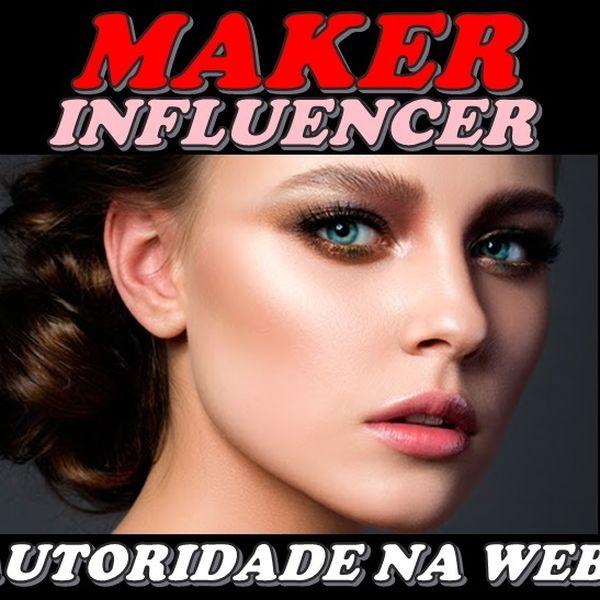 Imagem principal do produto Maker Influencer- Web Vision