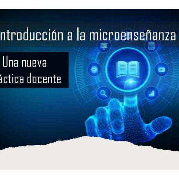 Imagem principal do produto Introducción a la Microenseñanza