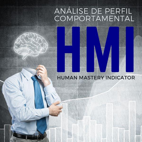 Imagem principal do produto Análise de Perfil Comportamental - HMI (Human Mastery Indicator)