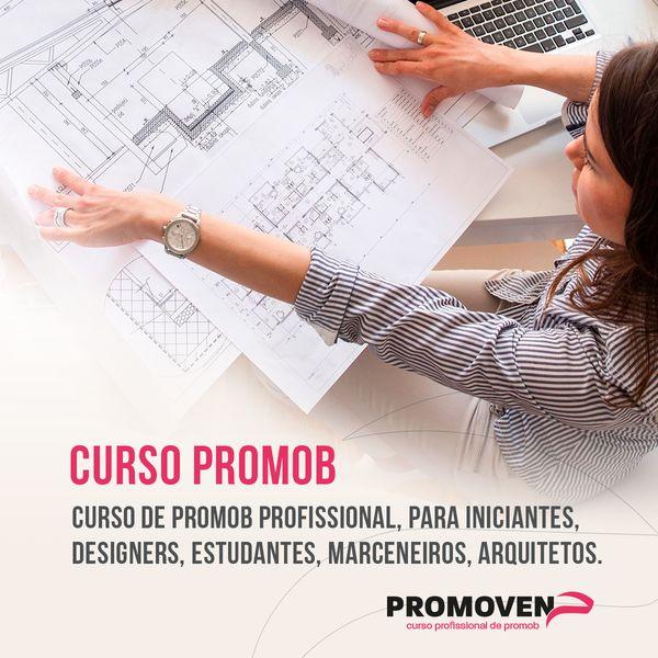 Imagem principal do produto Curso de Promob Profissional