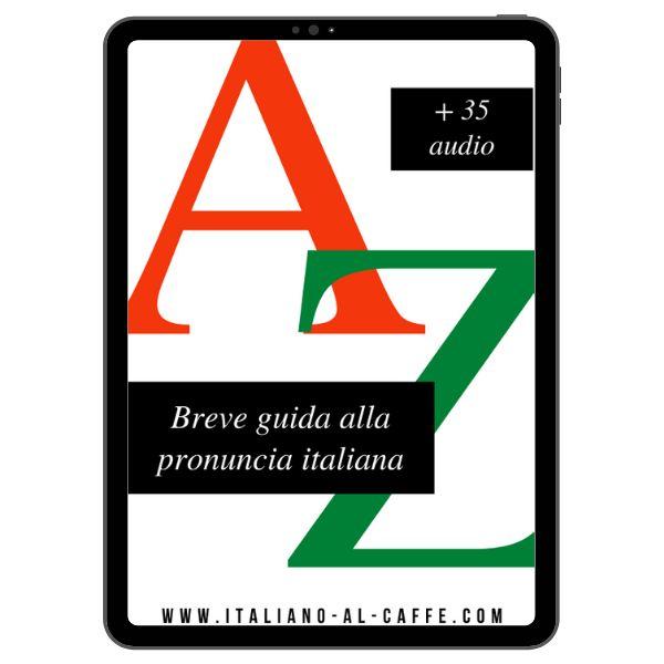 Imagem principal do produto Breve guida alla pronuncia italiana
