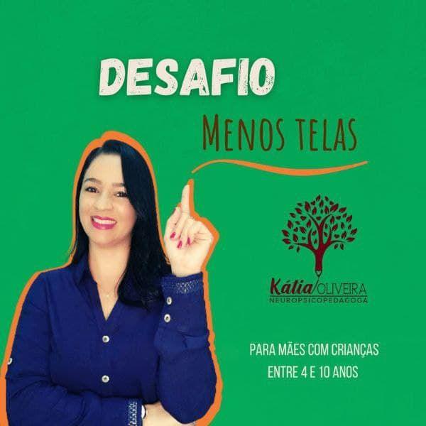 Imagem principal do produto DESAFIO MENOS TELAS