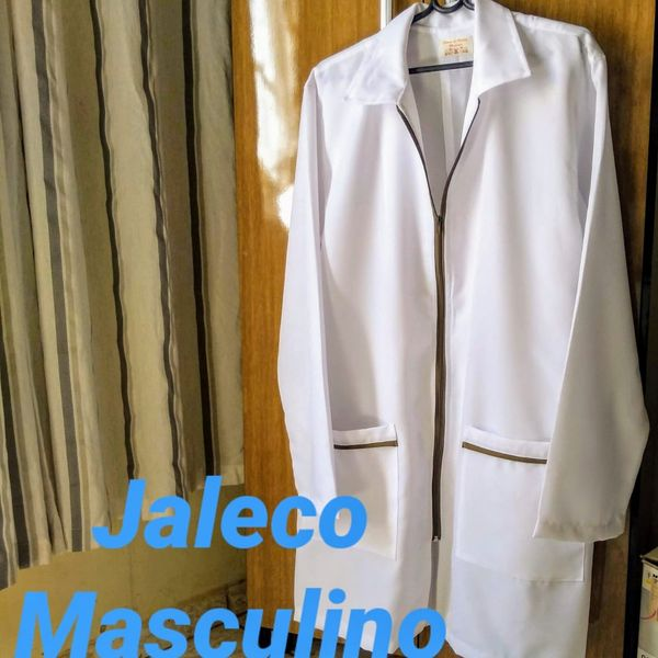 Imagem principal do produto KIT MOLDES JALECO MASCULINO!!!