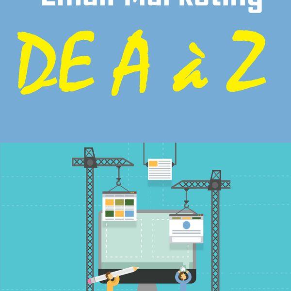 Imagem principal do produto Email Marketing De A à Z