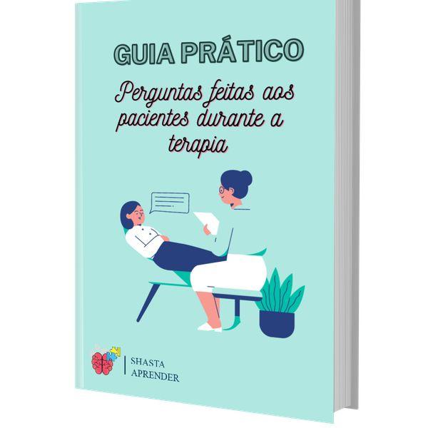 Imagem principal do produto Guia Prático- Perguntas feitas aos pacientes na sessão