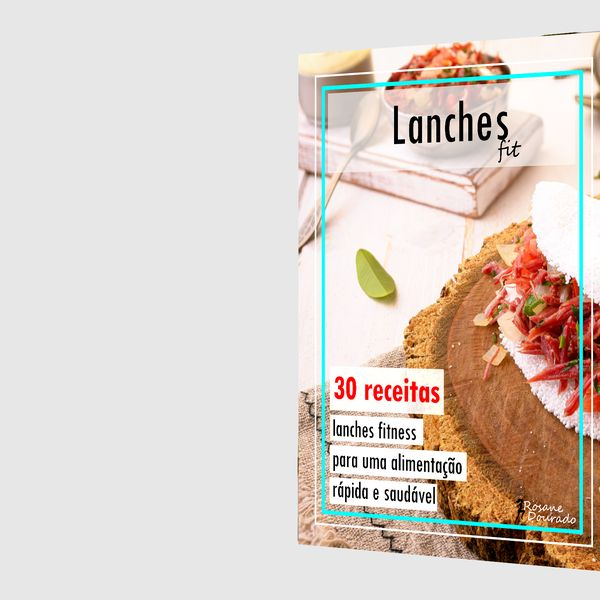 Imagem principal do produto Lanches fit