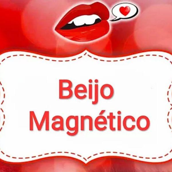 Imagem principal do produto BEIJO MAGNÉTICO