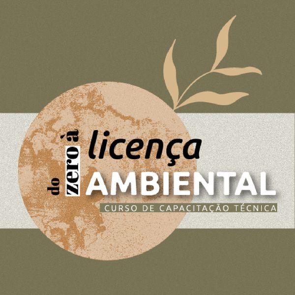 Imagem principal do produto Do Zero à Licença Ambiental