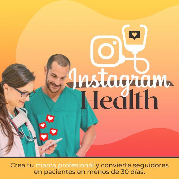 Imagem principal do produto Instagram Health