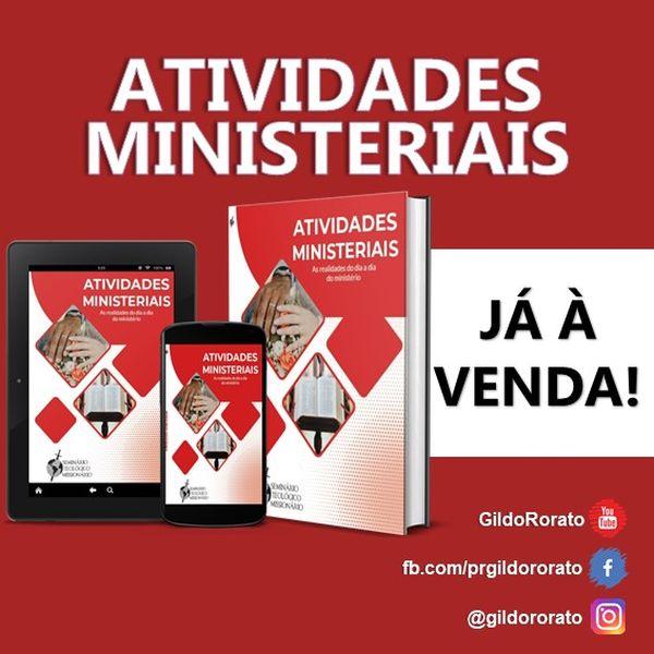 Imagem principal do produto Atividades Ministeriais