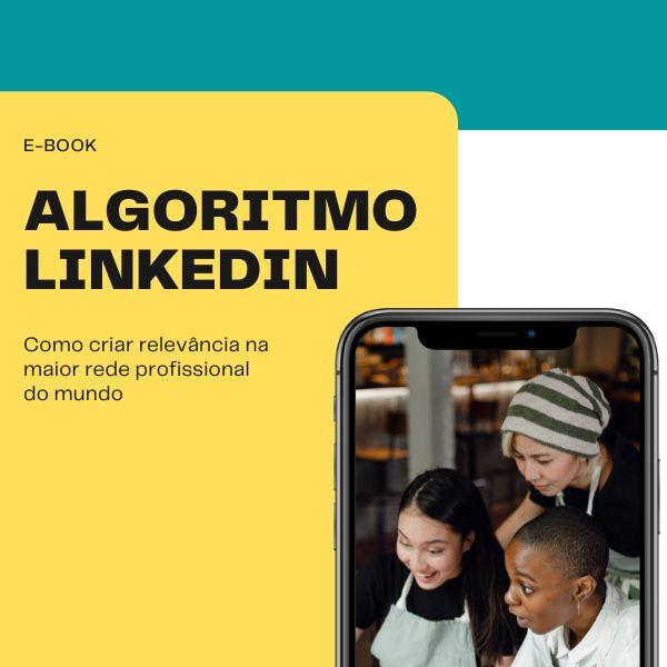 Imagem principal do produto E-book LinkedIn O Algoritmo