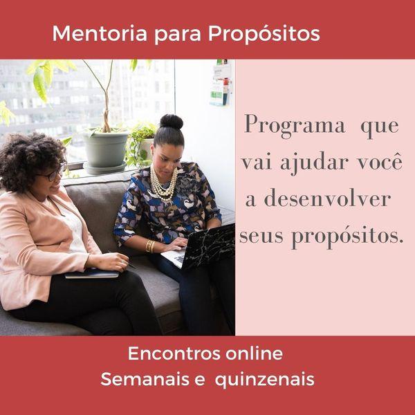 Imagem principal do produto Mentoria para vida pessoal, estudantil e profissional