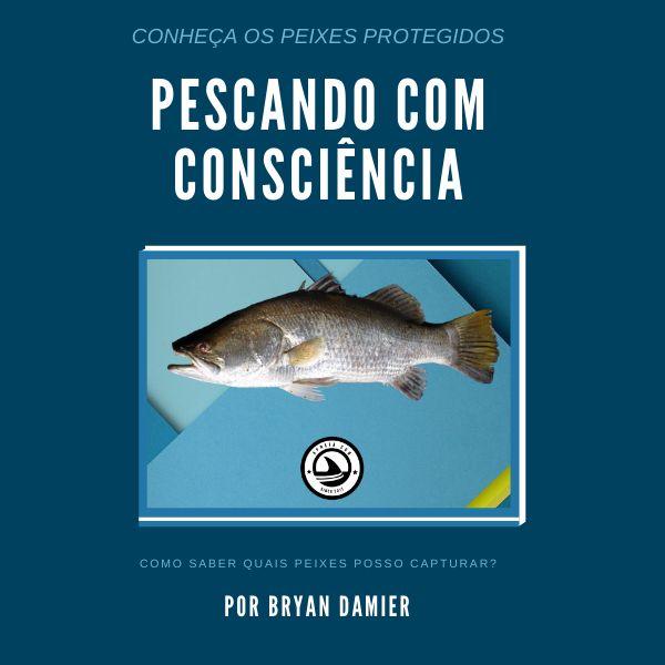 Imagem principal do produto Ebook de Peixes Protegidos