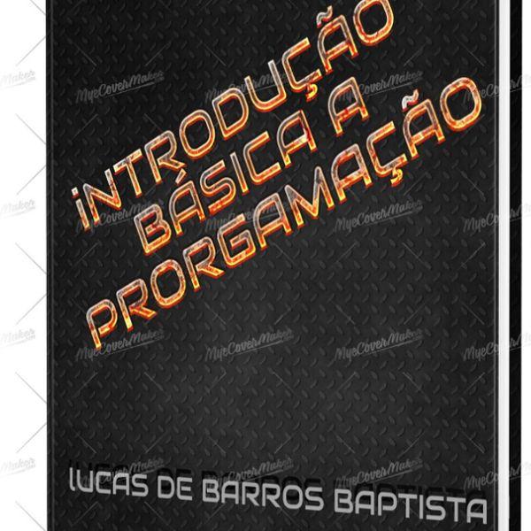 Imagem principal do produto Introdução básica a programação
