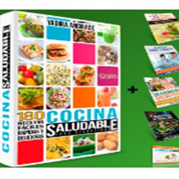 Imagem principal do produto Cocina saludable para diabeticos