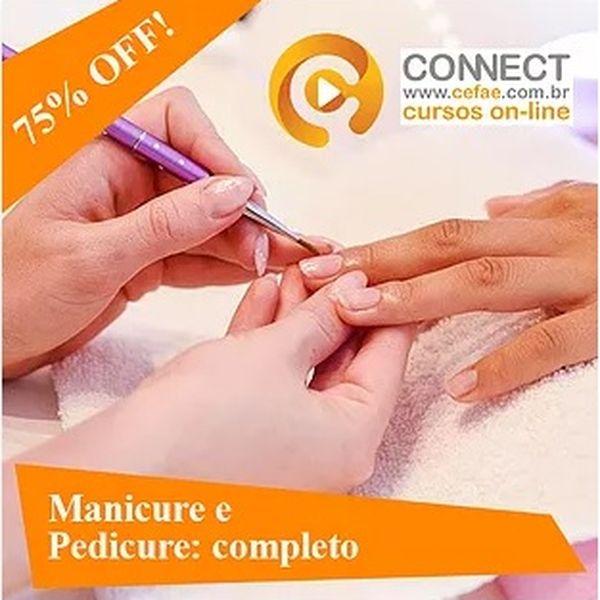 Imagem principal do produto Curso Manicure e pedicure