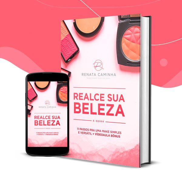 Imagem principal do produto E-book Realce sua Beleza