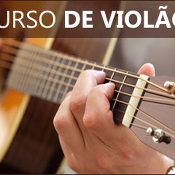 Imagem principal do produto Curso de violão COMPLETO PDF
