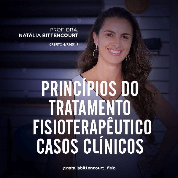 Imagem principal do produto Princípios do Tratamento Fisioterapêutico - Casos Clínicos