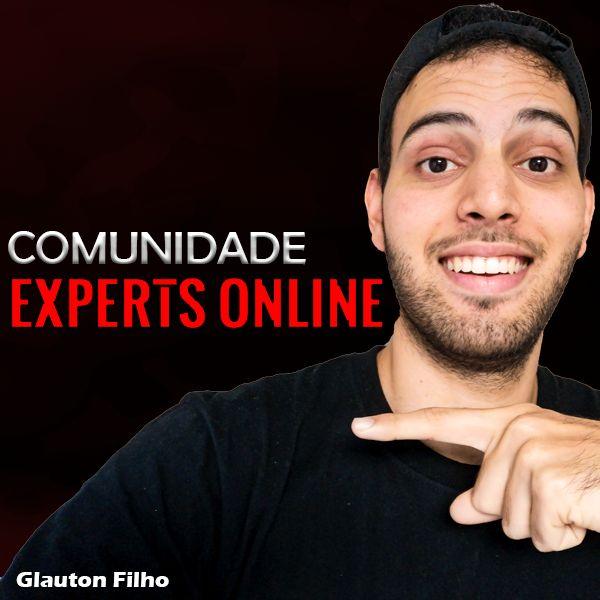 Imagem principal do produto Comunidade Experts Online (Vitalício)