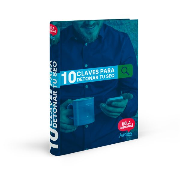 Imagem principal do produto 10 claves para detonar tu SEO