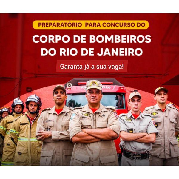 Imagem principal do produto CURSO PREPARATÓRIO BOMBEIROS RJ