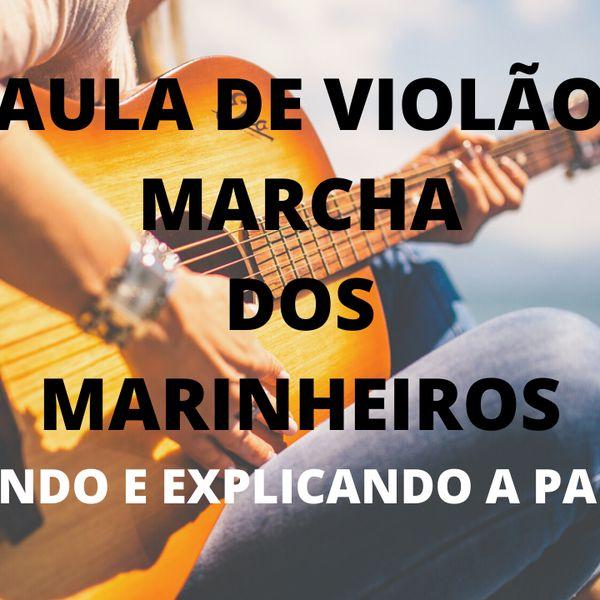 Imagem principal do produto AULA, MARCHA DOS MARINHEIROS