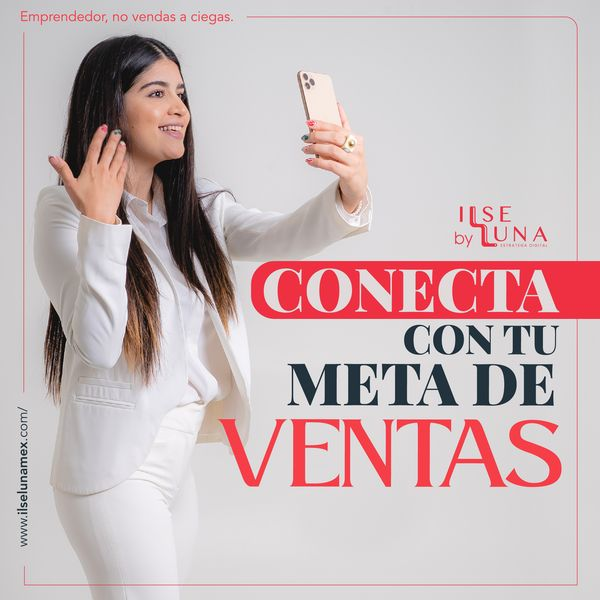 Imagem principal do produto ENTRENAMIENTO: CONECTA CON TU META DE VENTAS