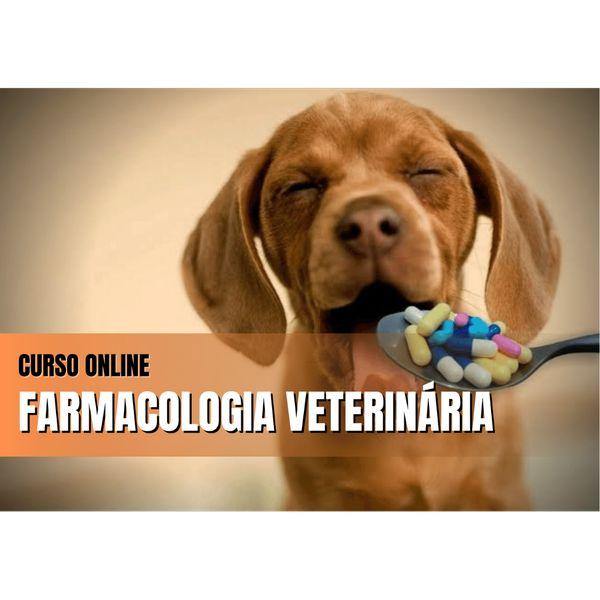 Imagem principal do produto Curso de Farmacologia Veterinária