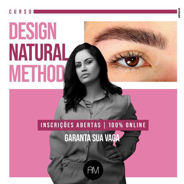 Imagem principal do produto Design Natural Method