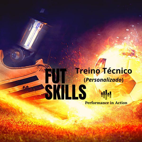 Imagem principal do produto FUTSKills | Treino Técnico Futebol | Personalizado