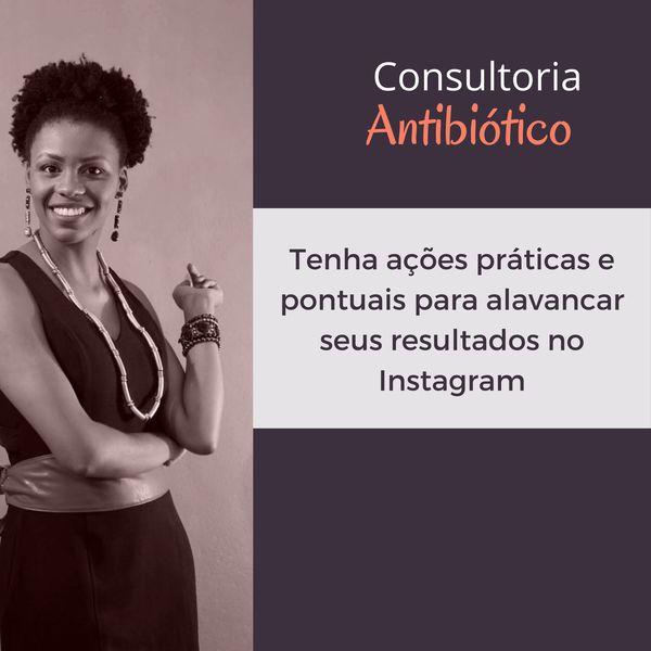 Imagem principal do produto Consultoria Antibiótico