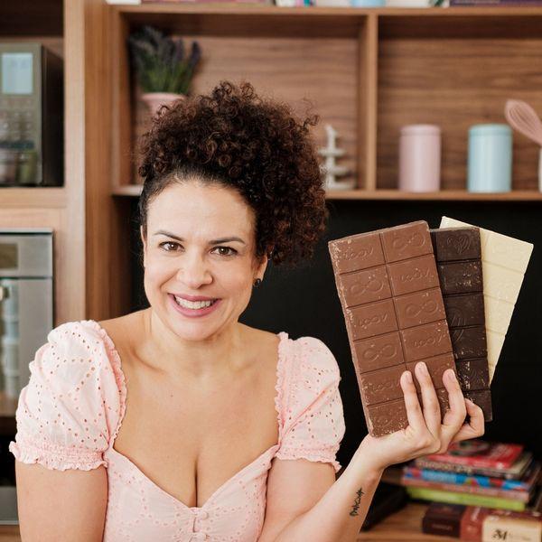 Imagem principal do produto Empreenda Saudável com Vica Dias da Chocolife