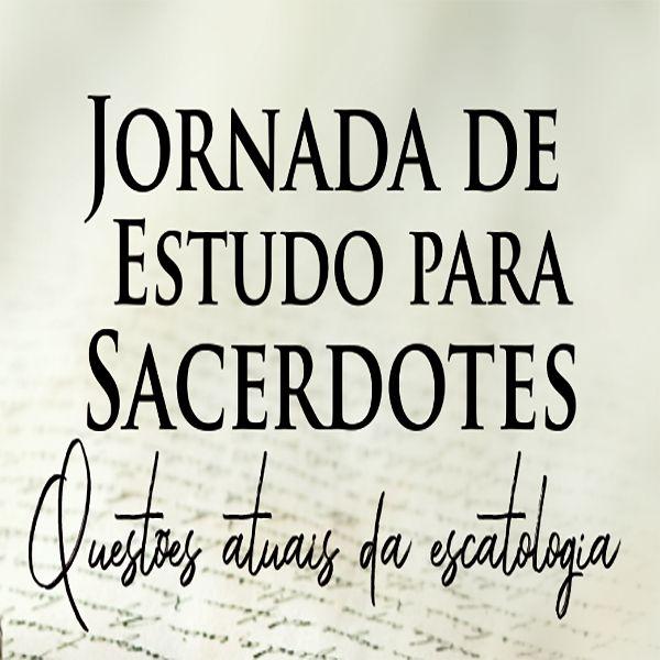 Imagem principal do produto Jornada de Estudos para Sacerdotes