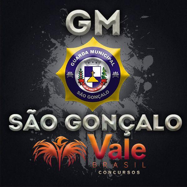 Imagem principal do produto Curso Guarda Municipal de São Gonçalo - RJ👮♂️