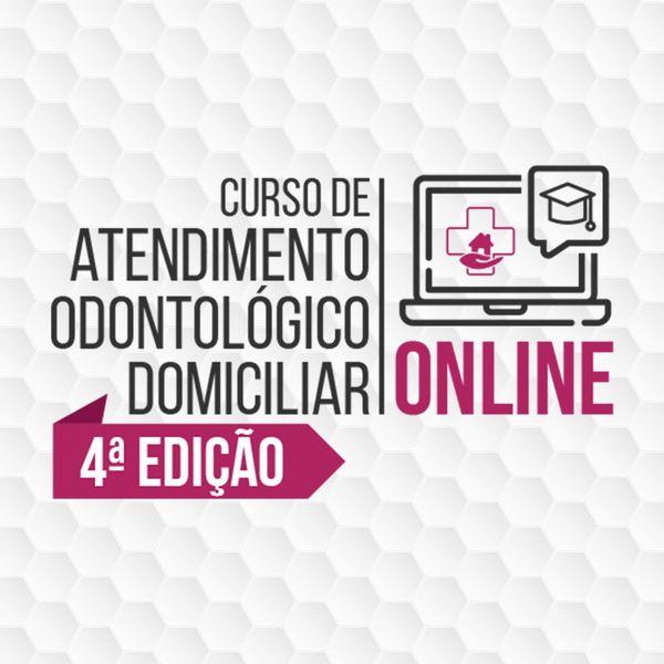 Imagem principal do produto Curso de Atendimento Odontológico Domiciliar Online