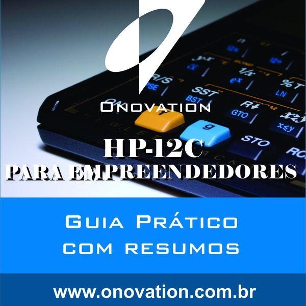 Imagem principal do produto HP12C para Empreendedores