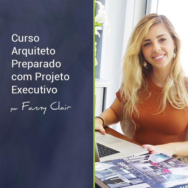 Imagem principal do produto Arquiteto Preparado com PROJETO EXECUTIVO - Curso para iniciantes
