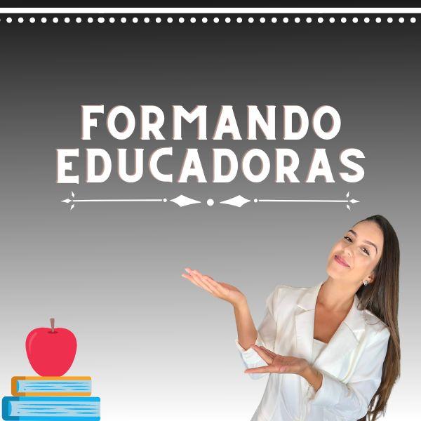 Imagem principal do produto Formando Educadoras