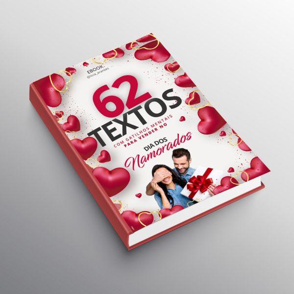 Imagem principal do produto 62 Textos Com Gatilhos Mentais para Vender no Dias dos Namorados