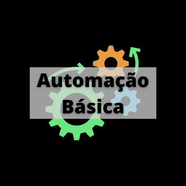 Imagem principal do produto Guia de Automação Básica