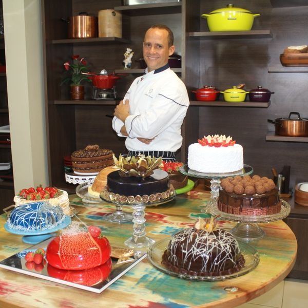 Imagem principal do produto Tortas Campeãs e Entremets