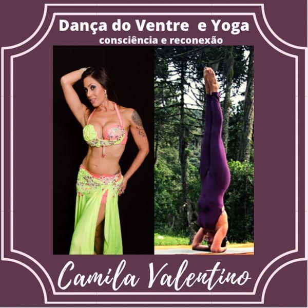 Imagem principal do produto Dança Do Ventre - Consciência e Reconexão com a essência