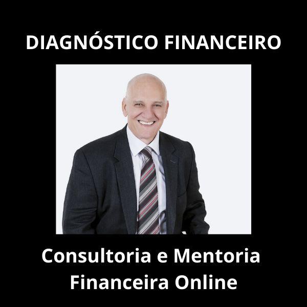 Imagem principal do produto Consutoria ou Mentoria Financeira Online / Diagnóstico Financeiro.