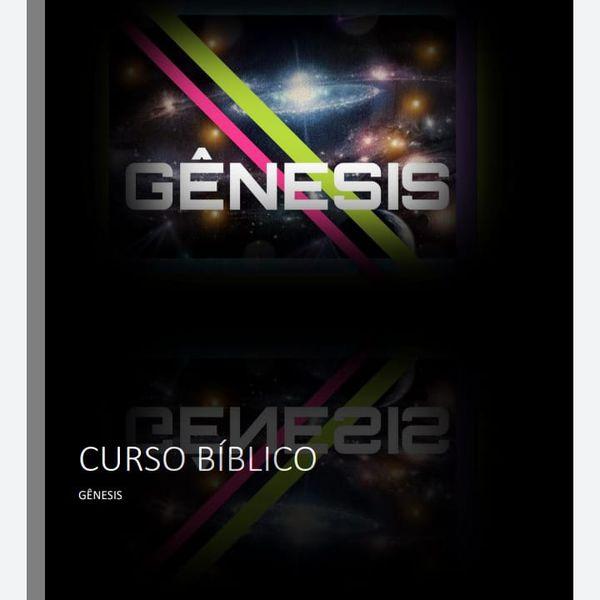 Imagem principal do produto Curso Teologia: Introdução à Bíblia + Livro de Gênesis