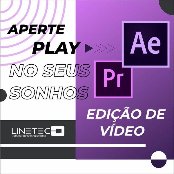 Imagem principal do produto Edição de Vídeos