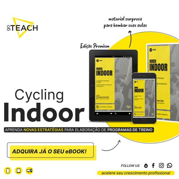 Imagem principal do produto CYCLING INDOOR DA TEORIA À PRÁTICA